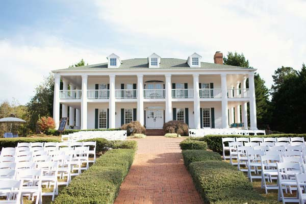 Real Atlanta Wedding: Alyssa and William Choose Sanctuary Plantation