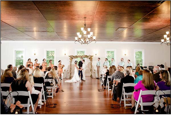 Real Atlanta Wedding: Tera and Allen's Colorful Day at The McGarity House