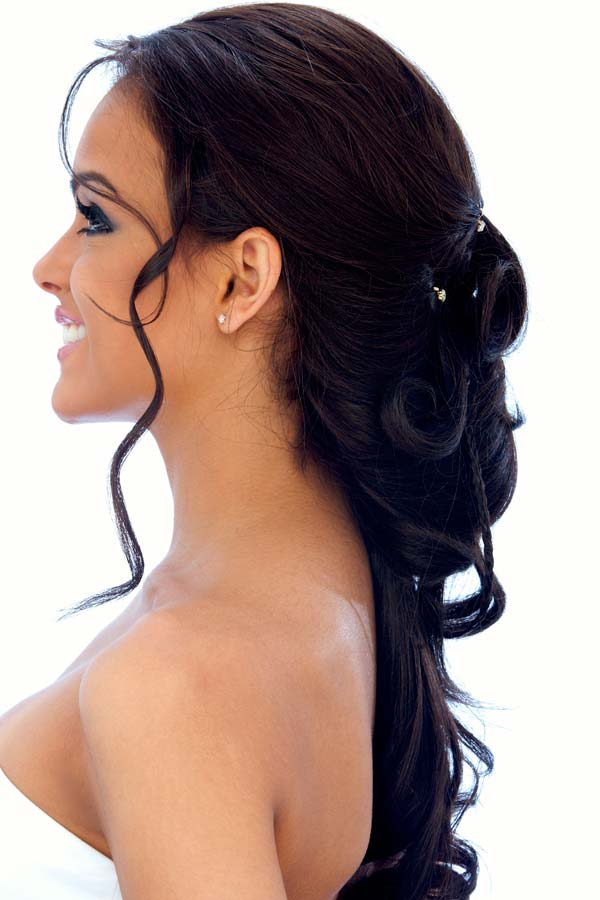 2014 Wedding Hair Trends and DIY Tips